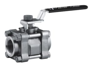 Small Forged Steel Ball Valve (TXB2)