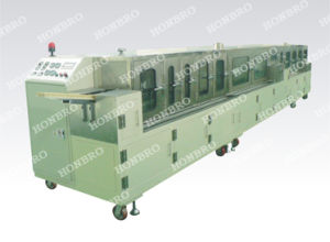 Cylindrical Steel-Shell Battery Automatic Cleaning Machine (HBQXJ)