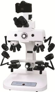 Bestscope BSC-300 Comparison Microscope pictures & photos