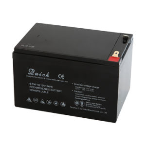 Small Maintence Free Sealed Lead Acid Battery (6-FM-10) 12V pictures & photos