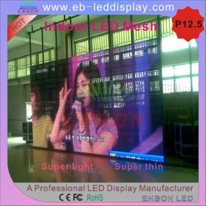 Cheap P20 Indoor Stage LED Display Curtain to Creat Special Lighting Effect pictures & photos