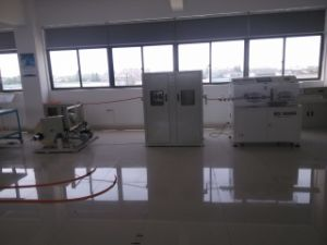 Computerized Cutting&Stripping Machine for 120 mm2 Cable (Rotary Cutter) pictures & photos