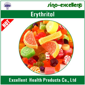 Food Additives Low-Calorie Sweeteners Erythritol pictures & photos