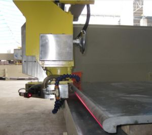 Bridge Cutter Machine with Edge Profiling (Bridge Saw) pictures & photos