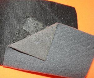 Tricot + PU Foam + Velvet Fabric