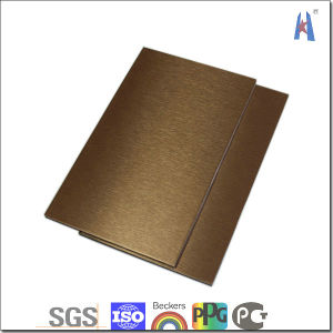 4mm and 6mm PVDF PE Coating Building Materials Guangzhou pictures & photos