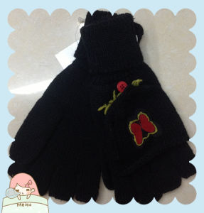 Warm Fashion Knitted Gloves - Wf040