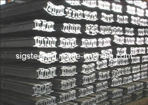 Heavy Rail Steel Rail 38kg/M pictures & photos