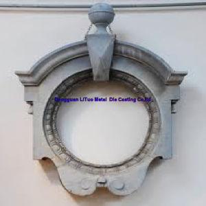 Hot Sale Zinc Alloy Die Casting Frame Components pictures & photos