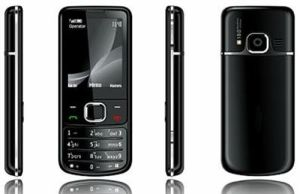 Quad Band Dual SIM TV Mobile Phone (JC6700)