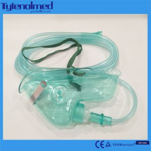 Disposable Medical-Grade PVC Oxygen Mask with Ce Certificate pictures & photos