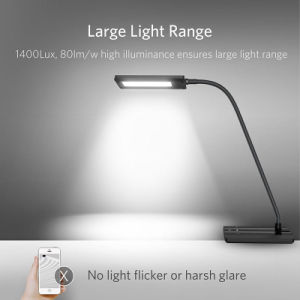 4 Brightness Smart Touch Control LED Desk Lamp Table Lamp with Dimmable Lighting pictures & photos