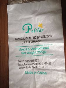 Monocalcium Phosphate 22%/22.3%/22.7% Min Powder Feed Grade pictures & photos
