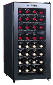 Touch Tone Red Wine Cabinet /Red Wine Cooler pictures & photos