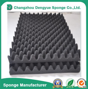 Acoustics Small Studio Foam Soundproofing Waves Shaped Acoustic Foam pictures & photos