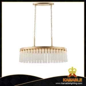 Lobby Modern Decorative Glass LED Chandelier (GD3071-1-840) pictures & photos