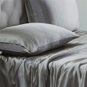 2017 New Style Mulberry Silk Bed Sheet pictures & photos