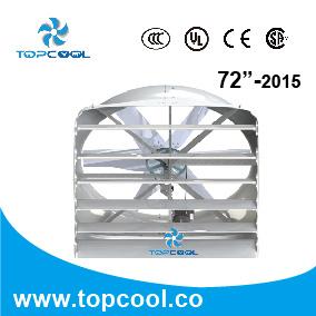 Super Ventilator for Livestock Farm Cyclone Vhv72-2015 Convection Cooler pictures & photos