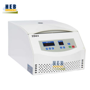 Desktop Low-Speed Centrifuge (TD4A) pictures & photos