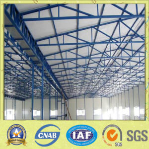 Prefab Steel Structure House for Workshop pictures & photos