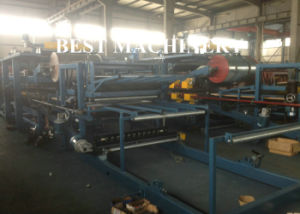 EPS Sandwich Panel Production Line/EPS Wall Panel Making Machine pictures & photos