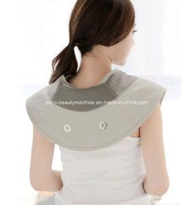 Professional Neck Shoulder Shiatsu Vibration Massage with Heat pictures & photos