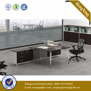 Discounted Office Desk Glass Fashion Office Furniture (UL-NM122) pictures & photos