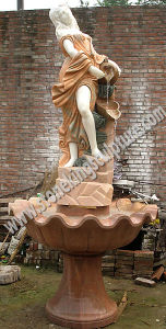 Large Water Marble Fountain for Outdoor (SK-2844) pictures & photos