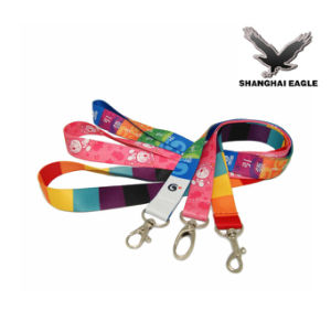 Promotional Logo Printed Custom Neck Lanyard China Factory Supplier pictures & photos