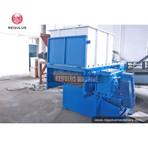 High Efficiency HDPE Plastic Single Shaft Shredder pictures & photos