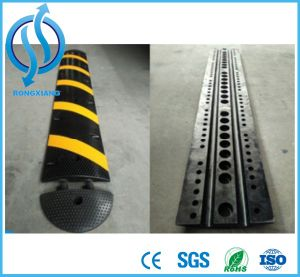 Traffic Security Various Types of Road Curb Ramp Speed Breaker pictures & photos