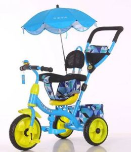 Hot Sales Luxury Children Child Kids Baby Tricycle with Ce pictures & photos