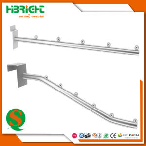 Single Prong Back Bar Hook with Overarm and Price Holder pictures & photos