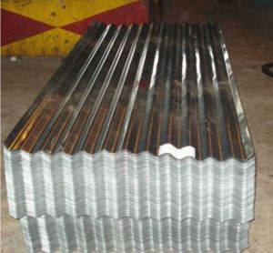 Zinc Galvanzied Corrugated Steel Metal Roof Sheet pictures & photos