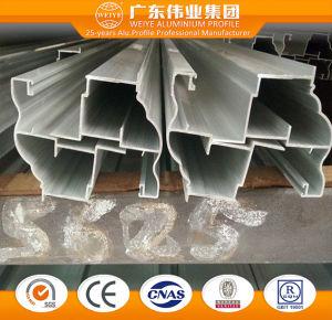 Weiye Brand Electrophoresis Aluminum Profiles for Door with TUV pictures & photos