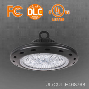 100/150/200W UFO High Bay Light with Meanwell Driver pictures & photos