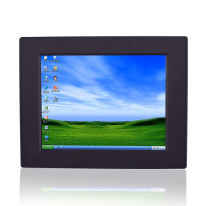 Infrared or Capacitive 23 Inch All-in-One Touch Screen for Network Advertising pictures & photos