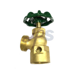 Brass Angle Bolier Drain Valve pictures & photos