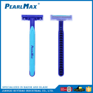 Different Types Disposable Safety Twin Razor with Good Offer pictures & photos