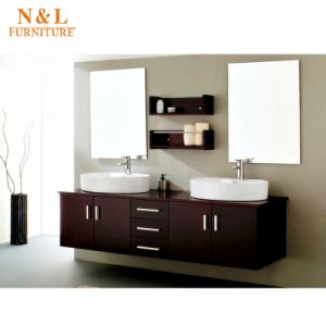 Morden Style Bathroom Cabient/Bathroom Vanity pictures & photos