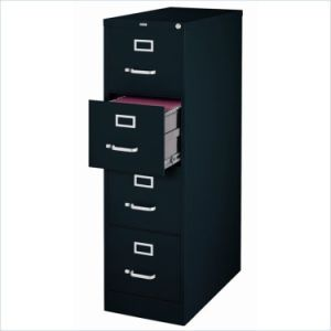 Letter Size High Side Four Drawers Vertical File Cabinet pictures & photos