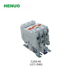 Semko Approved Cjx2 (LC1-D) Series of AC Contactor for European Market pictures & photos