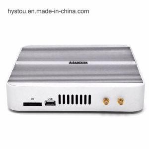 Hystou Intel 5th I7 Desktop Mini Computers Windows10 Fanless 8g RAM pictures & photos