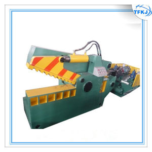 Hydraulic Sheet Scrap Metal Cutting Machine pictures & photos