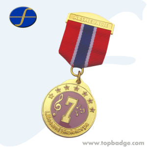 Religious Souvenir Award Military Medal with Ribbon (FTMD1367A) pictures & photos