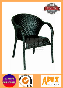 Outdoor Rattan Chair Cafe Patio Wicker Furniture pictures & photos