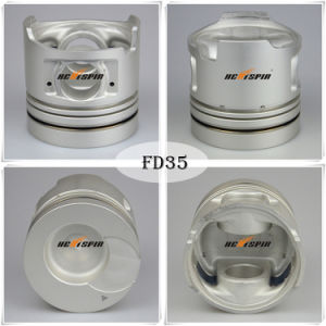 Fd35 Diesel Truck Engine Piston for Nissan 12010-01t04 pictures & photos