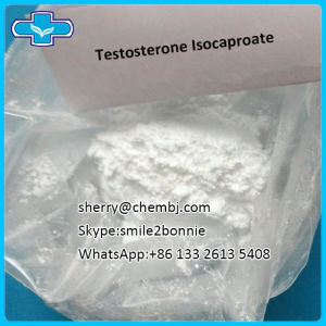 Raw Material Bodybuilding Steroid Powder Testosterone Isocaproate pictures & photos