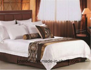 Luxury High Quality King Size 5 Star Hotel Bed Runner pictures & photos