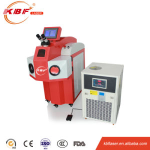 Medical Apparatus High Precision Jewelry Spot Laser Welding Machine for Gold Silver pictures & photos